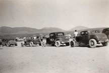 Hot rods & Cars (B&W pics)