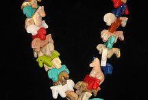 Fetish necklace / by Chanda Weigel