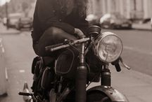 Motorcycles and garb / by Shellene Seifert