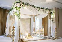 Indian wedding / mandup