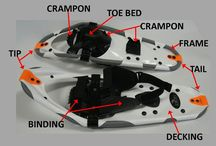 All things Snowshoes! / All about snowshoes, places to snowshoes, how to make snowshoes, etc.
