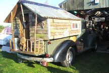 Shed of the year 2015 entries / Some of the entrants to Shed of the Year 2015 via readersheds.co.uk