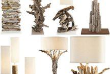 Drift wood &...