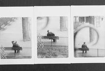 Photomaton with Polaroid