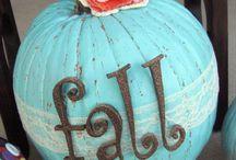 pumpkins / by Lynn Toomey-Smith