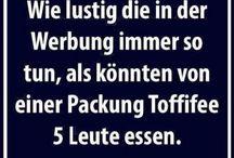 Lustig / Sprüche