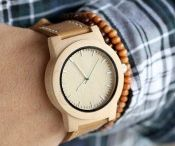 Timber watches