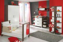 kids rooms and nurseries / by Valerie Schomberg