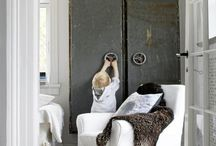 home sweet industrial chic home / by Marisa Crider