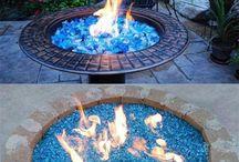 fireglass -ice on fire