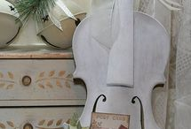 Shabby Chic Home Decor / Anything and everything Vintage and Shabby Chic for your home.