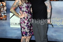"Brent Smith SHINEDOWN ""Breaking Dawn Part 2"" Premiere ARRIVALS"