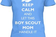 Boy Scout Mom / Pins for the woman in a Scout's life. #ScoutMom
