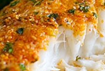 Easy dinner ideas: seafood and fish recipes / Seafood and fish recipes for family dinners