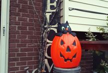 Chappell Fall and Halloween