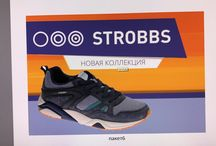 Кроссовки, спортивная обувь от Strobbs / Обувь от Strobbs оптом от производителя.