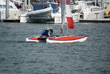 Caper Cat / Sailing Boats
