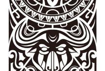 Tatuaggi della polinesia