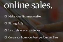 Pinterest tips / Top Marketing Tips on Pinterest