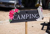 On camping...