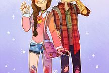 Mable X Dipper