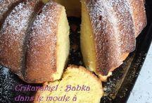 gâteau polonais