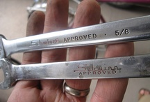 Schwinn Wrenches by Snap-on and Park Tools