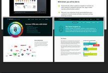 Presentation websites