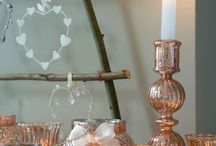 Copper Blush Home Decor