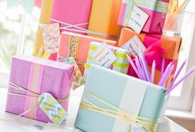 it's a wrap / giving and gifting