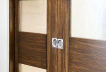 Modern Fusion / TruStile Doors Free Style Interiors  McGarvey Homes