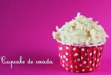 Cupcake recipe / by Aline Pimentel