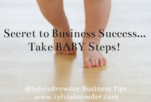 Sylvia Browder's Business Success Tips