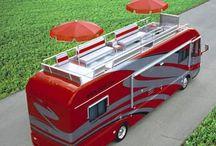 Lakókocsik, caravan