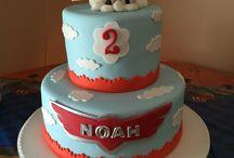 Joshua taart