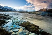 "Mind Melting Landscapes NZ / Awe-inspiring landscapes in New Zealand. Come explore New Zealand, see first hand the immense beauty of the country called ""Aotearoa"". / by Haka Tours"