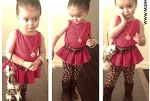 Little girl fashion for Aria