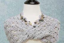 crochet shawls/cowls/scarves / by Jen Buczynski