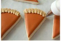 Печенье как тортики