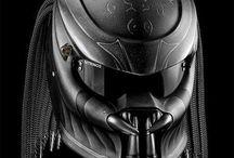 Predator Helmet Custom