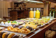 Healthy Breakfast Hotel Palacio Santa Ines
