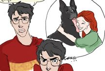 Marauders/Harry Potter