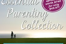 Essential Parenting Collection / Collection of Resources for Parents - Affiliate Partner - Contributor