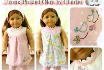 AG  and other 18 inch Doll Crafts