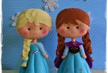 princesas y príncipes