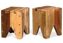 Krzesła, stołki, taborety