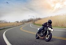 Speed passion! / Motorbike