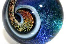 sfere di vetro marbles