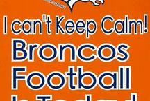 Broncos / by Amanda Watts