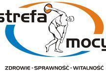Strefa Mocy / Sieć sklepów z suplementami oraz akcesoriami dla sportowców oraz konsultacje dietetyczne